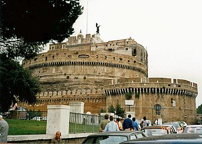 サンタンジェロ城 Castel Sant'Angelo