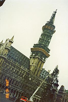 市庁舎 Hotel de Ville
