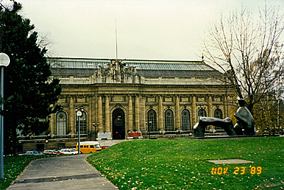 美術・歴史博物館 Musée d'Art et d'Histoire