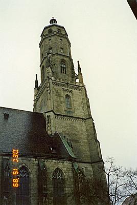 聖ゲルオク教会 St. Georgskirche