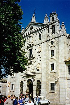 サンタ・テレサ修道院 Convent de Santa Teresa
