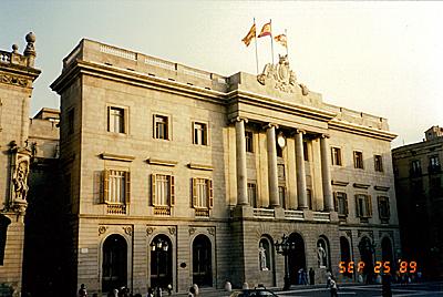 市庁舎 Ajuntament
