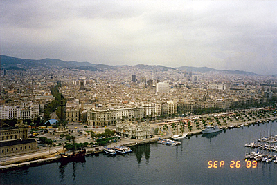 バルセロナ Barcelona