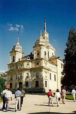 グランハ宮殿 Palacio de la Granja