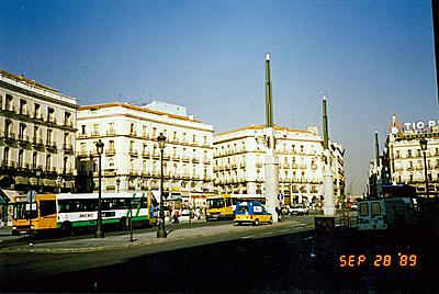 プエルタ・デル・ソル Puerta del Sol