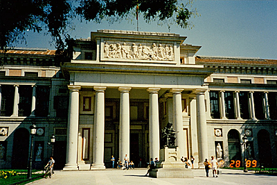 プラド美術館 Museo del Prado