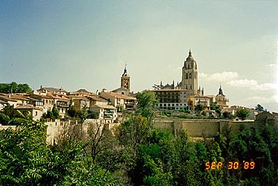 セゴビア Segovia