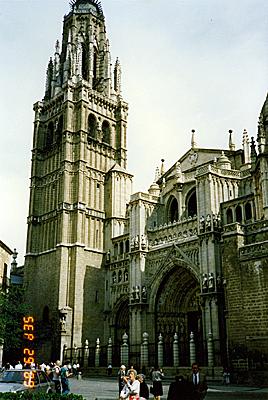 サンタ・マリア・デ・トレド大聖堂 Catedral de Santa Maria de Toled