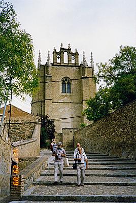サン・ホアン・デ・ロス・レイエス教会 Iglesia San Juan de los Reyes