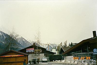 シャモニー=モン=ブラン Chamonix-Mont-Blanc