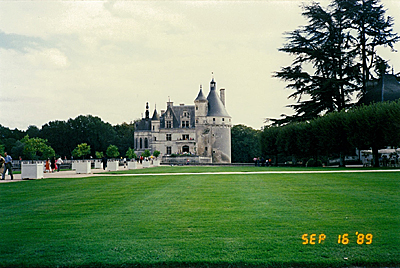 シュノンソー城 Chateau de Chenonceau