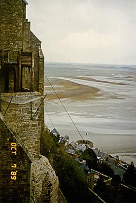 モン・サン=ミシェル Mont Saint-Michel