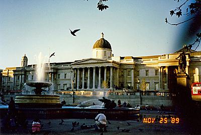 ナショナル・ギャラリー National Gallery