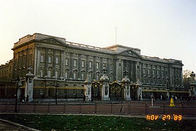 バッキンガム宮殿 Buckingham Palace