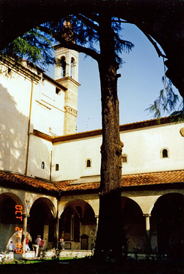 サン・マルコ美術館(サン・マルコ修道院) Museo di San Marco