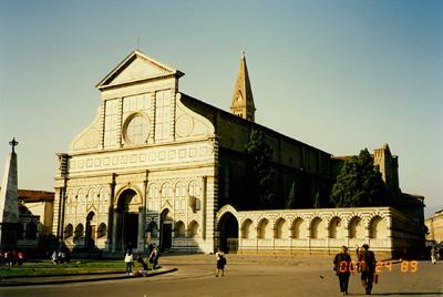 サンタ・マリア・ノヴェッラ教会 Basilica di Santa Maria Novella