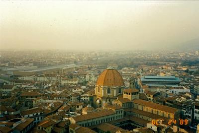 ジョットの鐘楼より Campanile di Giotto