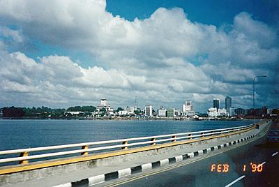 マレーシア(ジョホールバル) Malaysia(Johor Bahru)