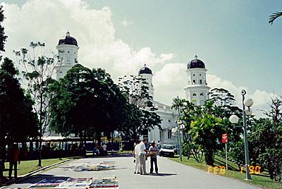アブ・バカール・モスク Abu Bakar Mosque