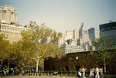 バッテリー・パーク Battery Park