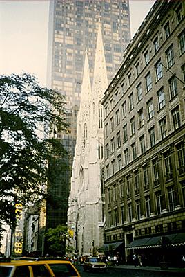 セント・パトリック大聖堂 St. Patrick's Cathedral