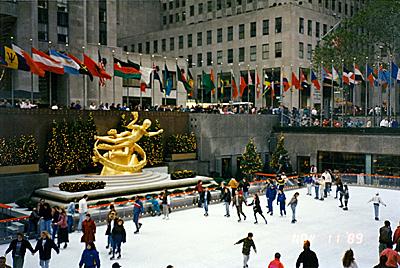 ロックフェラー・センター Rockefeller Center