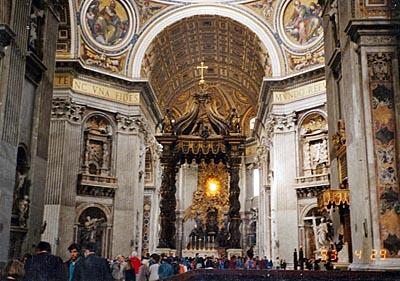 サン・ピエトロ大聖堂 Basilica di San Pietro in Vaticano