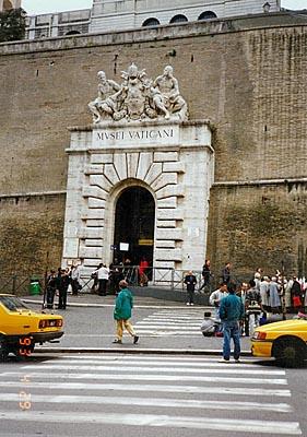 バチカン美術館 Musei Vaticani
