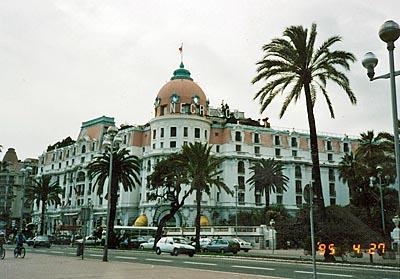 ホテル ル ネグレスコ Hotel Le Negresco