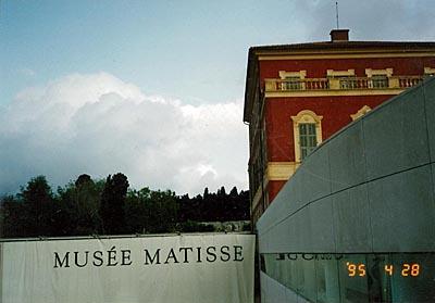 マチス美術館 Musée Matisse