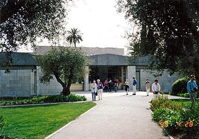 国立マルク・シャガール美術館 Musée National Marc Chagall