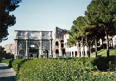 コンスタンティヌスの凱旋門の画像 p1_20