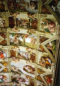 システィーナ礼拝堂 Cappella Sistina